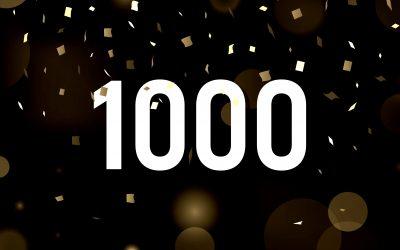 Comment avoir des abonnés plus vite – objectif 1000 abonnés