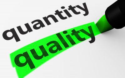 Privilégier la qualité ou la quantité sur YouTube ?